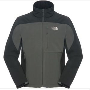 The North Face Apex Bionic Asphalt & Black Jacket